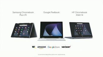 Google Chromebook TV Spot, 'Si no tienes tiempo' canción de Pyotr Ilyich Tchaikovsky [Spanish] - Thumbnail 8
