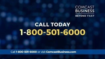 Comcast Business TV Spot, 'A Whole Business Package' - Thumbnail 9