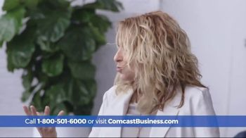 Comcast Business TV Spot, 'A Whole Business Package' - Thumbnail 4