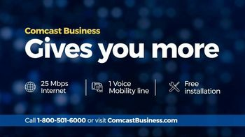 Comcast Business TV Spot, 'A Whole Business Package' - Thumbnail 6