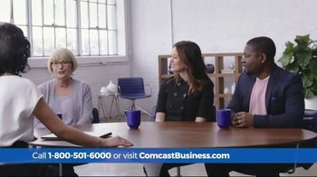Comcast Business TV Spot, 'A Whole Business Package' - Thumbnail 8
