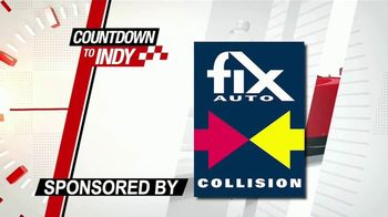 Fix Auto TV Spot, 'Countdown to Indy: Fan Favorite' Featuring Anthony Calhoun - Thumbnail 8