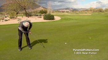 Revolution Golf Pyramid Putters TV Spot, 'Never Miss the Center' - Thumbnail 5