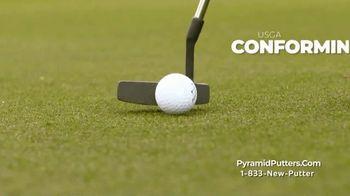 Revolution Golf Pyramid Putters TV Spot, 'Never Miss the Center' - Thumbnail 6