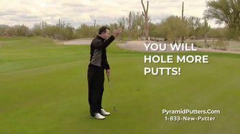 Revolution Golf Pyramid Putters TV Spot, 'Never Miss the Center' - Thumbnail 7