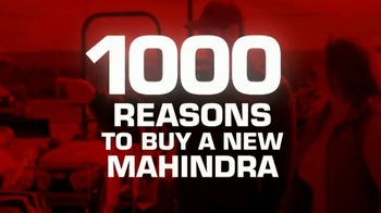 Mahindra TV Spot, '1000 Reasons' - 86 commercial airings