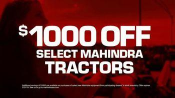Mahindra TV Spot, '1000 Reasons' - Thumbnail 3