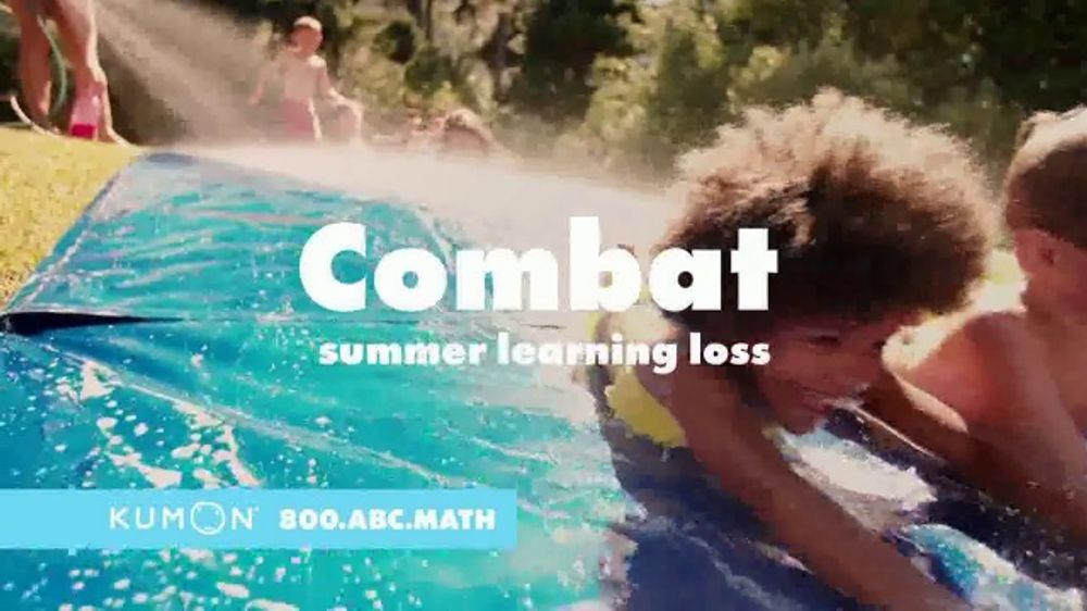 Kumon Math & Reading Program TV Commercial, 'Summer Learning Loss: Save $50'