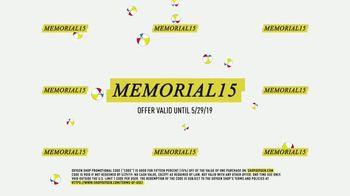 Oxygen Memorial Day Sale TV Spot, 'Official Gear' - Thumbnail 5