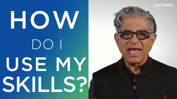 Acorns TV Spot, 'CNBC: Live Purposely' Featuring Deepak Chopra - Thumbnail 5