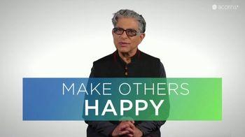 Acorns TV Spot, 'CNBC: Live Purposely' Featuring Deepak Chopra - Thumbnail 6