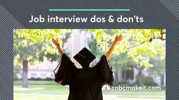 CNBC Make It TV Spot, 'Smart Advice for New Grads'