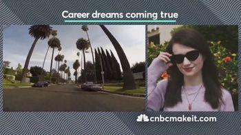 CNBC Make It TV Spot, 'LA Dreams'