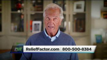 Relief Factor QuickStart TV Spot, 'Pain is No Fun: Alan' Featuring Pat Boone - 14 commercial airings