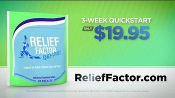 Relief Factor QuickStart TV Spot, 'Pain is No Fun: Alan' Featuring Pat Boone - Thumbnail 9