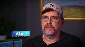 Relief Factor QuickStart TV Spot, 'Pain is No Fun: Alan' Featuring Pat Boone - Thumbnail 5