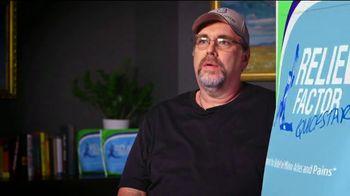Relief Factor QuickStart TV Spot, 'Pain is No Fun: Alan' Featuring Pat Boone - Thumbnail 6