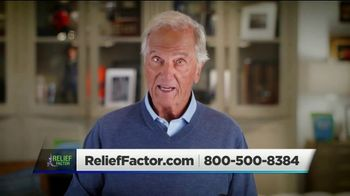 Relief Factor QuickStart TV Spot, 'Pain is No Fun: Alan' Featuring Pat Boone - 14 commercial airings