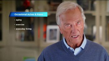 Relief Factor QuickStart TV Spot, 'Pain is No Fun: Alan' Featuring Pat Boone - Thumbnail 8