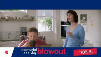 Overstock.com Memorial Day Blowout TV Spot, 'Table Runner' - Thumbnail 2