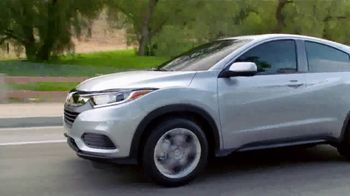 Honda Memorial Day Sales Event TV Spot, 'Visit Your Local Dealer: 2019 HR-V' [T2]