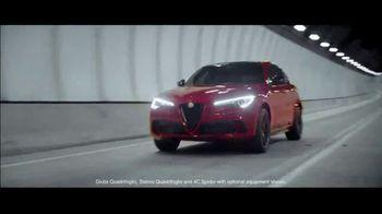 Alfa Romeo Spring Acceleration Event TV Spot, 'I Am: King of Speed' [T2] - Thumbnail 2
