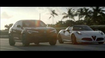 Alfa Romeo Spring Acceleration Event TV Spot, 'I Am: King of Speed' [T2] - Thumbnail 5