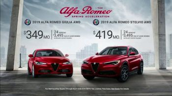 Alfa Romeo Spring Acceleration Event TV Spot, 'I Am: King of Speed' [T2] - Thumbnail 6