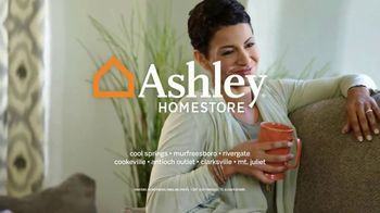 Ashley HomeStore Memorial Day Sale TV Spot, 'Four Days Only: Reclining Sofa' Song by Midnight Riot - Thumbnail 8