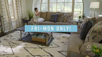 Ashley HomeStore Memorial Day Sale TV Spot, 'Four Days Only: Reclining Sofa' Song by Midnight Riot - Thumbnail 7