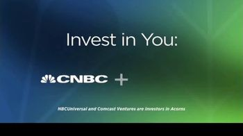 Acorns TV Spot, 'CNBC: Get Ready for the Unexpected' Featuring Chanel Reynolds, Bobby Flay - Thumbnail 7