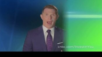 Acorns TV Spot, 'CNBC: Get Ready for the Unexpected' Featuring Chanel Reynolds, Bobby Flay - Thumbnail 2