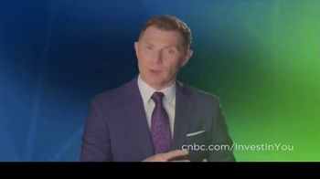Acorns TV Spot, 'CNBC: Get Ready for the Unexpected' Featuring Chanel Reynolds, Bobby Flay - Thumbnail 4