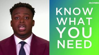 Acorns TV Spot, 'CNBC: Financial Health' Featuring Brandon Copeland - 21 commercial airings
