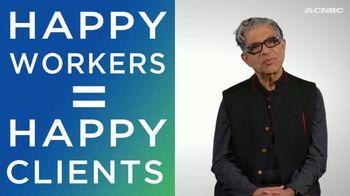 Acorns TV Spot, 'CNBC: Keep Your Employees Happy' Featuring Deepak Chopra - Thumbnail 5