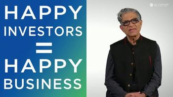 Acorns TV Spot, 'CNBC: Keep Your Employees Happy' Featuring Deepak Chopra - Thumbnail 6