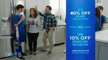 Sears TV Spot, 'In the Moment: Appliances and Repairs' - Thumbnail 8