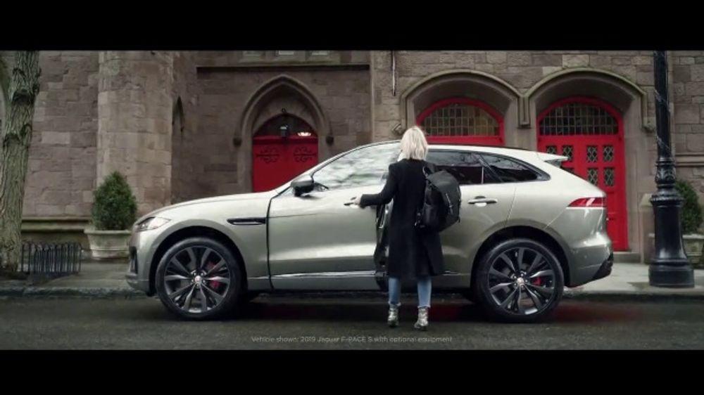 2019 Jaguar F-PACE TV Commercial, 'The New Faces of Jaguar: Julia' [T2]