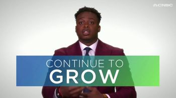 Acorns TV Spot, 'CNBC: Eliminate Self Doubt' Featuring Brandon Copeland