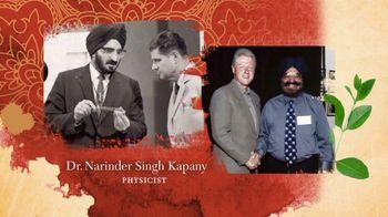 CBS Cares TV Spot, 'Kunal Nayyar On Dr. Narinder Singh Kapany'