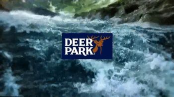 Deer Park Natural Spring Water TV Spot, 'Not All Water is Created Equal: Sparkling Water'