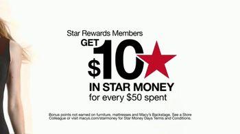 Macy's Star Money Days TV Spot, 'No Merchandise Exclusions' - Thumbnail 5