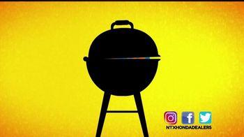 Honda TV Spot, 'Free BBQ' [T2] - Thumbnail 1