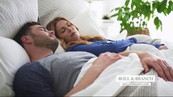 Boll & Branch TV Spot, 'Reviews'