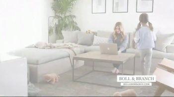 Boll & Branch TV Spot, 'Reviews'