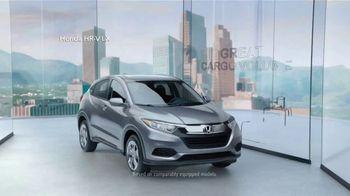 2019 Honda HR-V LX TV Spot, 'City Living & Outdoor Adventure' [T2]