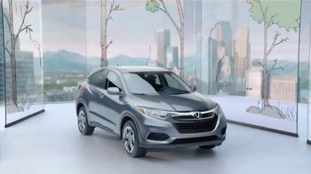 2019 Honda HR-V LX TV Spot, 'City Living & Outdoor Adventure' [T2] - 349 commercial airings