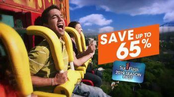 Six Flags Season Pass TV Spot, 'Raging Bull' - Thumbnail 7