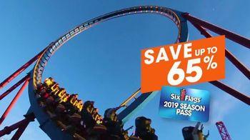 Six Flags Season Pass TV Spot, 'Raging Bull' - Thumbnail 8