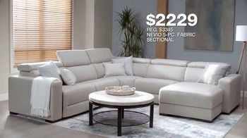 Macy's Memorial Day Furniture & Mattress Sale TV Spot, 'Storage Bed and Adjustable Base' - Thumbnail 4